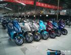 鸿达车行急转多款八成九成全新踏板电动摩托车