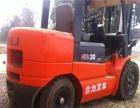 牡丹江叉车个人4吨3吨叉车全新合力二手叉车半价转让