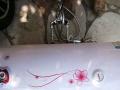 樱花牌热水器40升