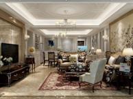 融创凡尔赛洋房装修方案图-凡尔赛欧式风格设计样板效果图