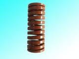 供应日本进口广本模具弹簧茶色25*60冲压模具弹簧,五金模具弹簧