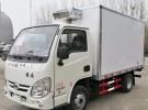 上海市暢銷類小長安冷藏車低配價格面議