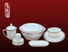 酒店摆台餐具中高档骨瓷餐具定做景德镇陶瓷餐具厂家