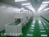 深圳福永喷涂线回收二手喷油设备