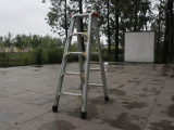 1.5米加厚加固人字梯家用梯多功能折叠大关节梯子梯工程梯厂家销