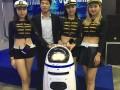进化者商务智能机器人央视十套主推产品小胖招商加盟