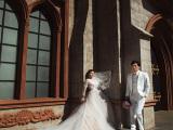 禅城旅游婚纱摄影公司-拍个人艺术照-拍全家福