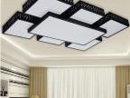 LED吸顶灯天空之城客厅灯现代简约长方形灯具卧室灯饰