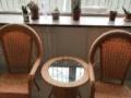 藤桌藤椅三件套