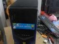 四核4G内存固态盘2G独显28寸液晶游戏电脑
