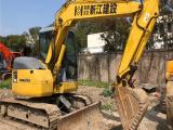 北京周边当地二手60挖掘机 小松60 70 80小型挖土机精