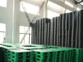 银川塑料托盘网格川字托盘九脚托盘大量现货仓储专家