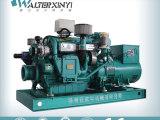 大量现货 沃尔特柴油发电机组300KW 纯铜无刷船用发电机