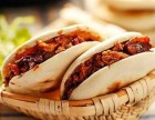 肉夹馍连锁店,北京老潼关肉夹馍加盟赚钱吗,开店怎么样