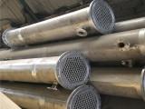 厂家出售二手100平方不锈钢冷凝器 列管式冷凝器