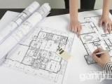 渭滨正大教育平面设计 室内设计学校