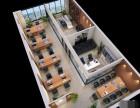 58平精装办公室 个人房源