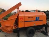 绍兴新昌租赁混凝土输送泵60泵,80泵,小型输送泵