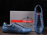 P家国际品牌名鞋批发 诚招代理 一件代发 头层牛皮材质 休闲男鞋