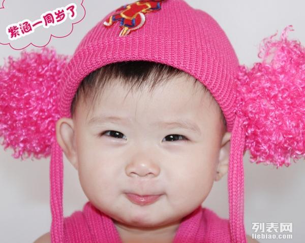 通州儿童摄影龙凤贝贝拍满月照百天照理胎毛