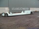 厂家直销拖车,济宁制造平板拖车,新款重型牵引平板车