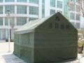 帐篷厂家供应各种防水帆布帐篷、结实耐用、一件批发