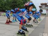 通州区幼儿少年轮滑培训1