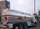 转让 油罐车重汽豪沃前四后八33方铝合金运油车面议