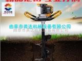汽油挖坑机价格 螺旋两冲汽油挖坑机厂家