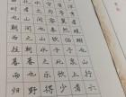 岳麓区练字书法练字速成小学生练字中学生练字速成