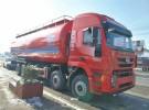50吨粉粒物料运输车 散装水泥车厂家直销可分期2年3万公里3.8万