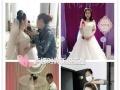 襄阳卢娜造型新娘跟妆量身定制妆容让你闪耀婚礼现场