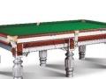 美式台球桌批发(中式比赛台)