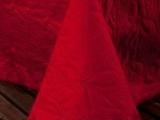 南通货源 大红色 全棉高档婚庆绣花八件套