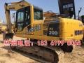 小松200二手挖掘机价格表,二手挖掘机现货直销