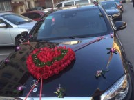 保定奥迪婚车婚庆车队保定租车鲜花装饰图片庆典公司