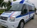 杭州120救護車病人醫療轉運