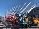 常州蓝牌云梯车32米搬家外墙干挂 多用途厂家直销