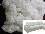 高峰化纤 15D*64硬质棉 沙发靠垫喷胶棉用