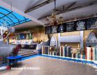 咖啡馆设计 北京海岸设计