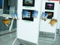 摄影作品展览展示宣传活动划策专用展示架展厅专用架制作工厂