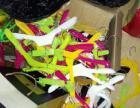 彩色儿童塑料防滑服装店专用衣架