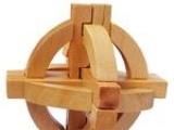 丹妮玩具厂 原木孔明球益智木制积木 玩具批发 婴童代理