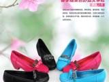 真皮女单鞋3515春季新品时尚高跟女鞋真皮舒适女单鞋LA