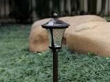 太阳能灯超亮感应LED灯地插灯户外路灯庭院景观灯别墅花园草坪灯