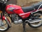 低价出售豪爵摩托车银豹150-2