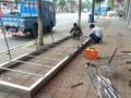 电焊接 氩焊加工 不锈钢架子制作 工厂货架制作
