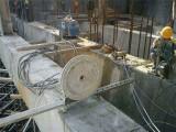 珠海混凝土切割 墙体切割 建筑混泥土绳锯切割