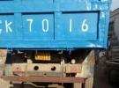 出售二手自卸货车6年4万公里2万