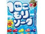 19006 日本原装进口 理本Ribon水果汽水味碳酸硬糖114